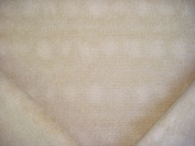 163RT15 - Sand / Gold Textured Cheque Chenille To the Trade Designer Upholstery Drapery Fabric - By the Yard