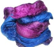 Silk Cocoon Sheet Lap - 100 grammes