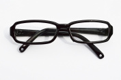 My Brittany's Black Modern Frame Eye Glasses for American Girl Dolls