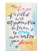 American Greetings Future Graduation Card with Glitter, 6-Count
