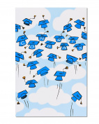 American Greetings Great Future Graduation Card with Foil, 6-Count