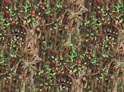 "1 Yard-The Wizard of Oz """"The Talking Apple Trees"" Sewing, Quilting, Craft Fabric"