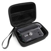 FitSand (TM) Travel Carry EVA Zipper Hard Case for Bushnell 202442 The Truth ARC 4x20mm Bowhunting Laser Rangefinder