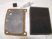 PP214 Air Filter Kit Desa, Reddy, Master, Remington Heater 71-054-0300 HA3017