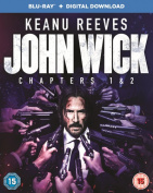John Wick: Chapters 1 & 2 [Regions 1,2,3] [Blu-ray]