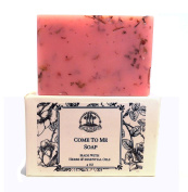Come to Me Shea Herbal Soap Bar for Love, Commitment, Romance & Fidelity Wiccan Pagan Hoodoo Voodoo