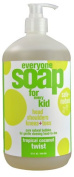 EO Essential Oil Products EveryOne Soap For Every Kid Tropical Coconut Twist -- 950ml - 3PC