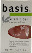 Basis Vitamin Bar Soap -- 120ml - 3PC
