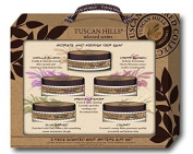 Tuscan Hills 5 Piece Scented Body Butter Gift Set