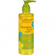 dolly2u Alba Botanica Hawaiian Facial Wash Coconut Milk - 240ml