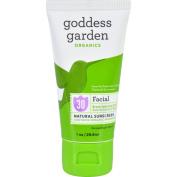 dolly2u Goddess Garden Sunscreen - Counter Display - Organic - Facial - SPF 30 - Tube -