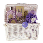 Spa Gift Set For Women, Gift For New Moms, Lavender And Sage Scent