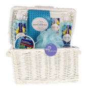 Spa Basket, Best Bath And Body Gift Sets Spa Set For Mom Girls And Family