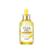 [Skin Food] Yuja Oil C Moisture Oil 53ml + SoltreeBundle Oil blotting Paper 50pcs