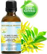 YLANG YLANG ESSENTIAL OIL- Cananga odorata genuina. 100% Pure Therapeutic Grade, Premium Quality, Undiluted. 0.5 Fl.oz.- 15 ml.