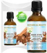 ANISE STAR ESSENTIAL OIL Himalayan. 100% Pure Therapeutic Grade, Premium Quality, Undiluted. 0.17 Fl.oz.- 5 ml.