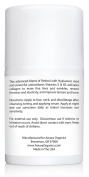 RETINOL CREAM for Face Neck and Décolleté Anti-Ageing Day and Night Moisturiser for Firm Plump Hydrated Skin Anti-Wrinkle Formula for Healthy Youthful Glow for Beautiful Women and Men by Moksha Beauty
