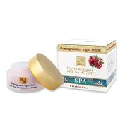 Health & Beauty Dead Sea Minerals - Pomegranate Night Cream 50ml