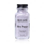 Buff Her Organic Exfoliating Facial Scrub, Hey Poppy, 45ml