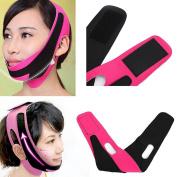 Tinsay V Face Line Belt Chin Cheek Slim Lift Up Anti Wrinkle Mask Ultra-thin Strap Band Chin-Up mask