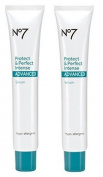 Boots No7 Protect & Perfect Intense Advanced Anti Ageing Serum Tube - 30ml