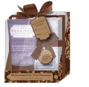 La Bella Provincia's Moisturising Socks & Foot Moisturiser Set Lavender Sage