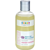 Nature's Baby Organics Shampoo and Body Wash Lavender Chamomile - 240ml