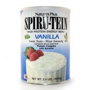 Natures Plus Spiru-Tein (Spirutein) Shake - Vanilla 1.1kg. Powder