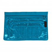 Yazzii 3 piece Notions Pouch Set CA 510, Aqua