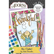 So Cute! Mini Colouring Book