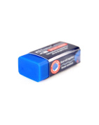 Pebble Art Sketch Eraser - Large Size - Dust Free Rubber Eraser (Excellent Clean Erasing) - 3 Pack