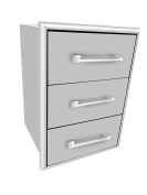 Coyote C3DC 3-Drawer Cabinet