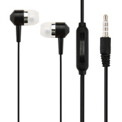 Mchoice 3.5mm Super Bass Stereo In-Ear Earphone Headphone Headset for iPhone for Android