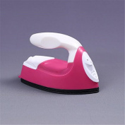. Rhinestone electric mini Electric iron Pink white Hot fix Applicator use for Rhinestones motifs transfer tools
