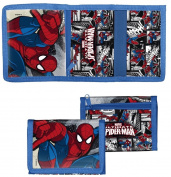 Spiderman Kids' Wallet blue blue