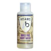 Pits & Bits Body Wash - Transparent, 65 ml