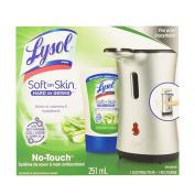 Lysol No-Touch Hand Soap System- Moisturising Aloe & Vitamin E