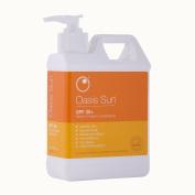 OASIS SUN Sensitive Skin Family Sunscreen SPF30 - 500ml