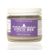 Coco Bee Naturals Tinted SPF 30 Natural Moisturising Sun Protection, High, 60ml