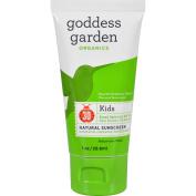 Goddess Garden Sunny Kid's Natural Sunscreen SPF 30 180ml