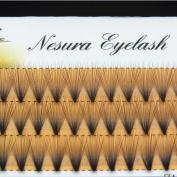 Beauty Girls False Eyelashes 0.07 C 20D Wave Individual Eyelash Extension of Mink Black Soft Women False Eye Lashes