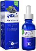 Yes to Blueberries Face and Neck Oil, 30ml by Yes to Blueberries