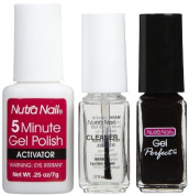 Nutra Nail Gel Perfect Dahlia, 15ml by CCA Industries, Inc