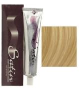 Satin Hair Colour - ultra vivid fashion colours - 10G by Satin Hair Colour by Developlus