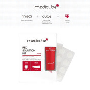 Medicube RED Solution KIT / Spot treatment patches(24pcs), Red spot cream 10ml