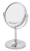 Danielle 4X Mini Vanity Mirror with Quote, Hello Gorgeous