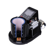 Pneumatic 330ml Mug Sublimation Heat Press Machine Heat Transfer CE approved 110V / 220V