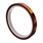 8mm x 30m 3D Sublimation Heat Resistance Proof Tape Heat Transfer Printing Kapton Tape