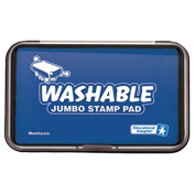Educational Insights 1427 Jumbo Washable Stamp Pad Blue .supply.from:unbeatablesales