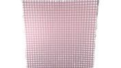 Pink Plaid Cheque Prints 12x12 Scrapbook Paper - 4 Sheets